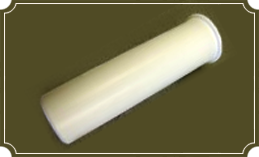 Replacement Pvc Deck Sleeves Caps Sold Separately Non Conductive To Hold The Poles Of Your Pool Safety Fencing